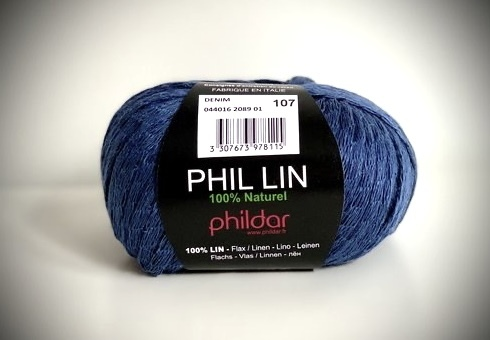 Phildar ,,Phil Lin'' 50g