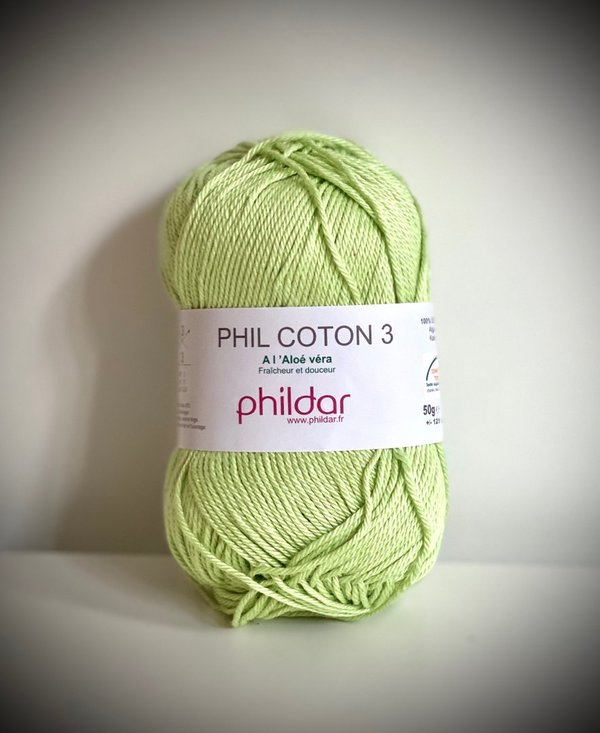 Phildar ,,Phil Coton 3'' 50g