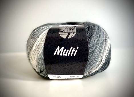 Lana Grossa ,,Multi'' 50g