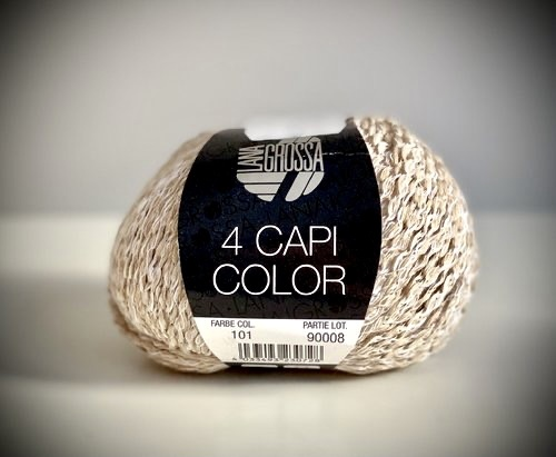 Lana Grossa ,,4 Capi Color'' 50g